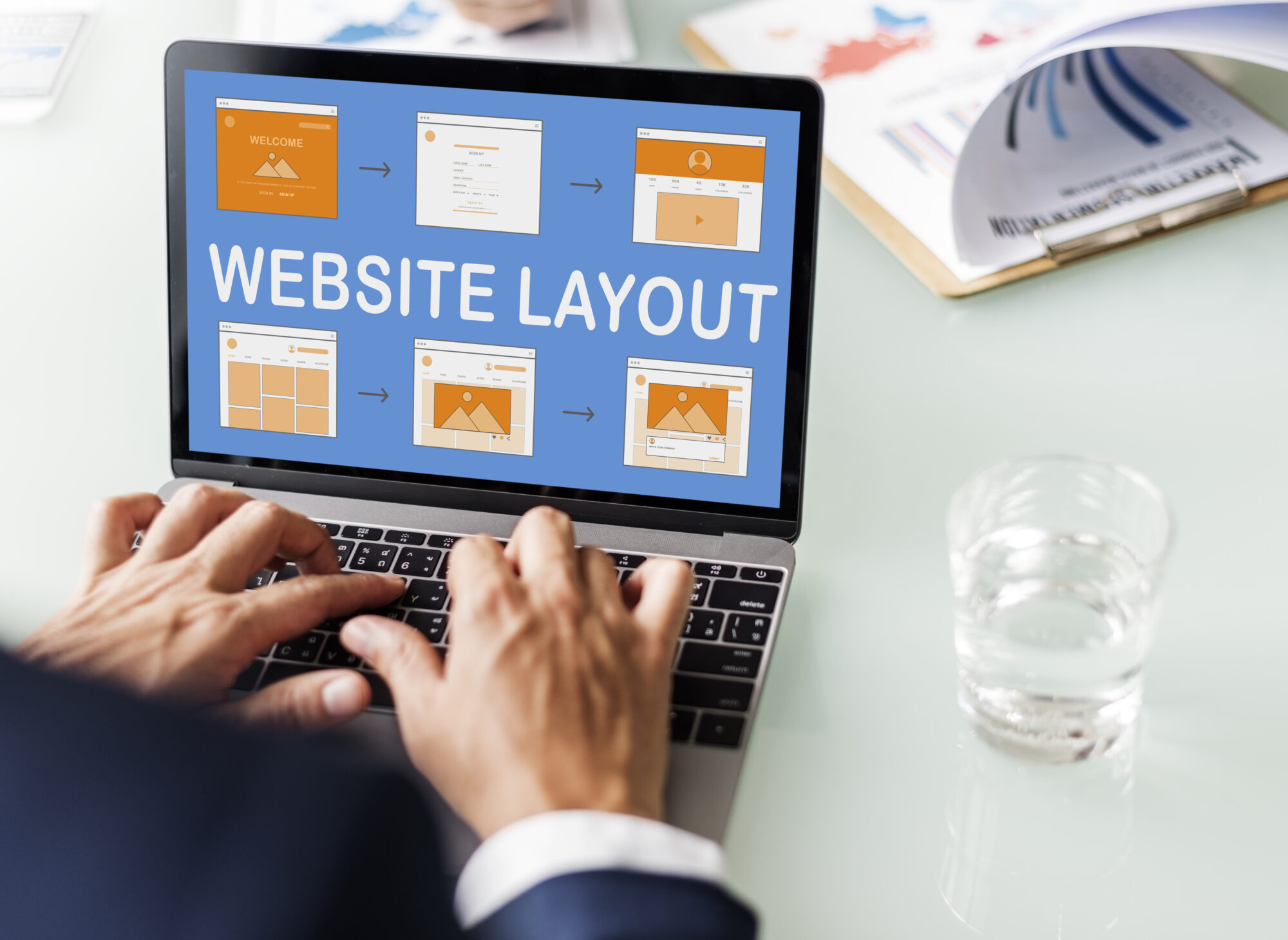 optimise your landing pages