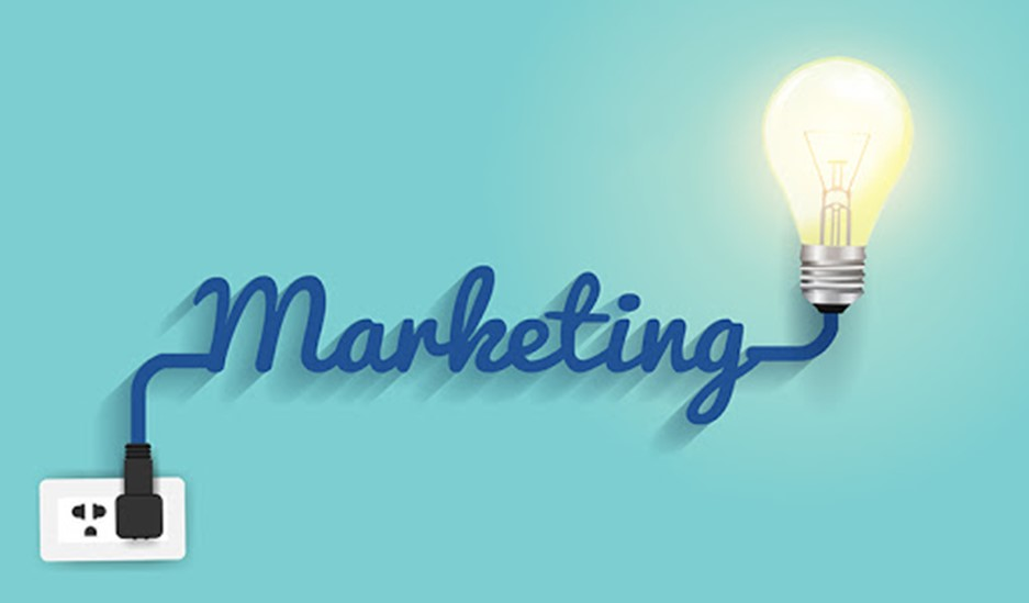 How does Marketing persuade customers?